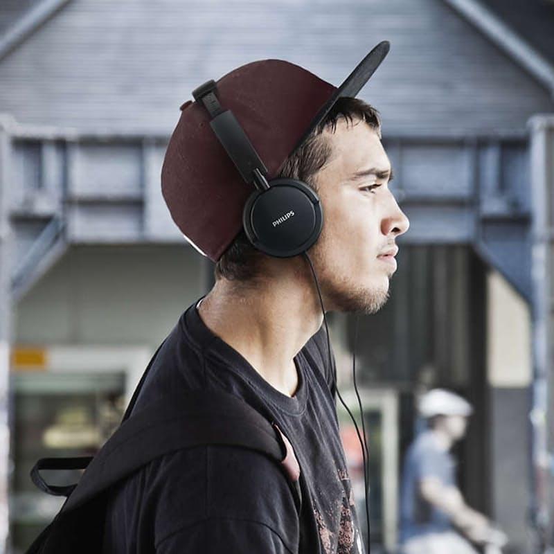 Wired Headband Headphone (Model: SHL5005)