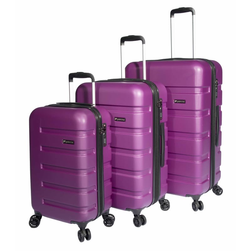 Spinner 8 Wheel Hard Body Trolley Case (Multiple Sizes Available)