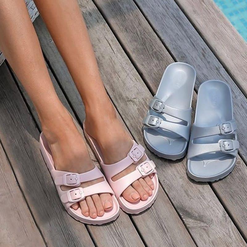 Ladies Sunseeker Waterproof Sandal