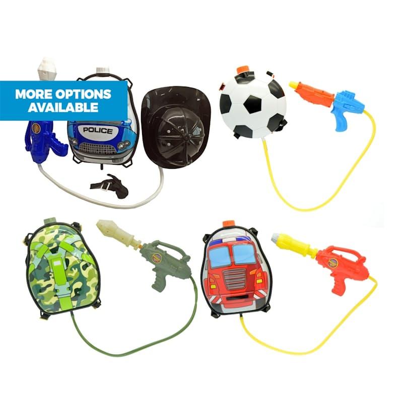 Water Gun Backpack