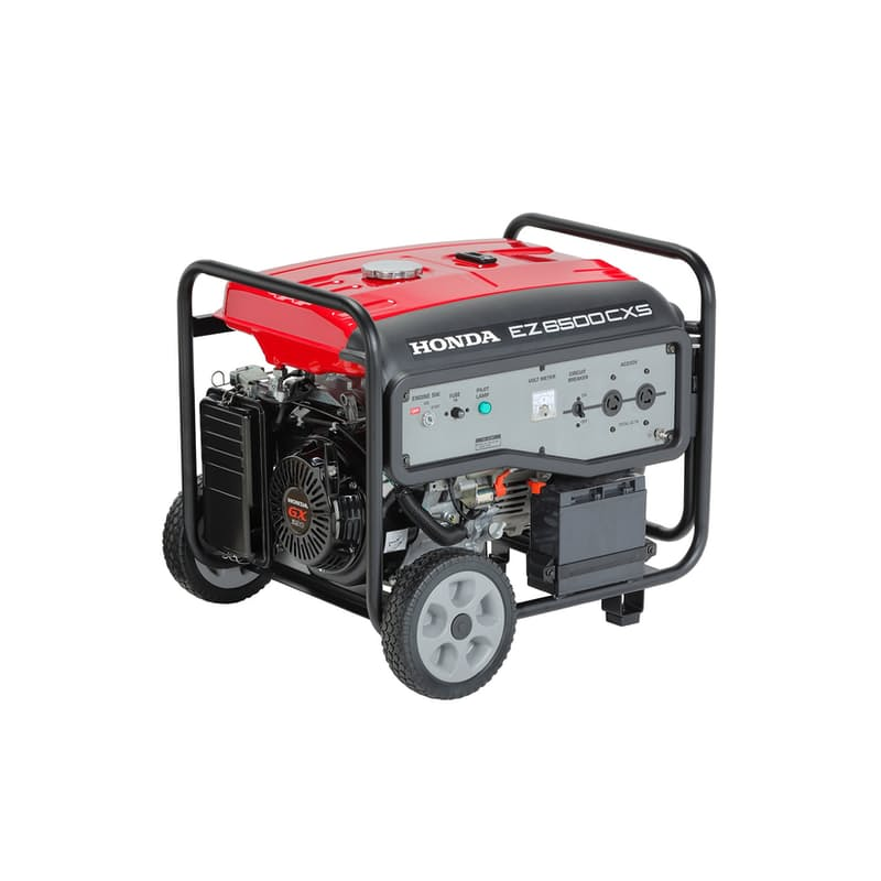 5.5kVA Generator with Battery Included