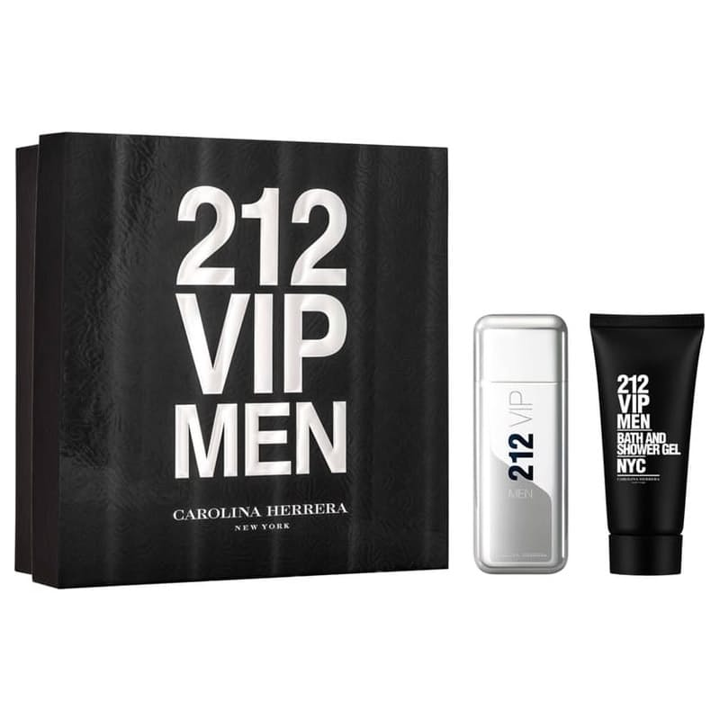 212 VIP Men 100ml EDT + 100ml Shower Gel