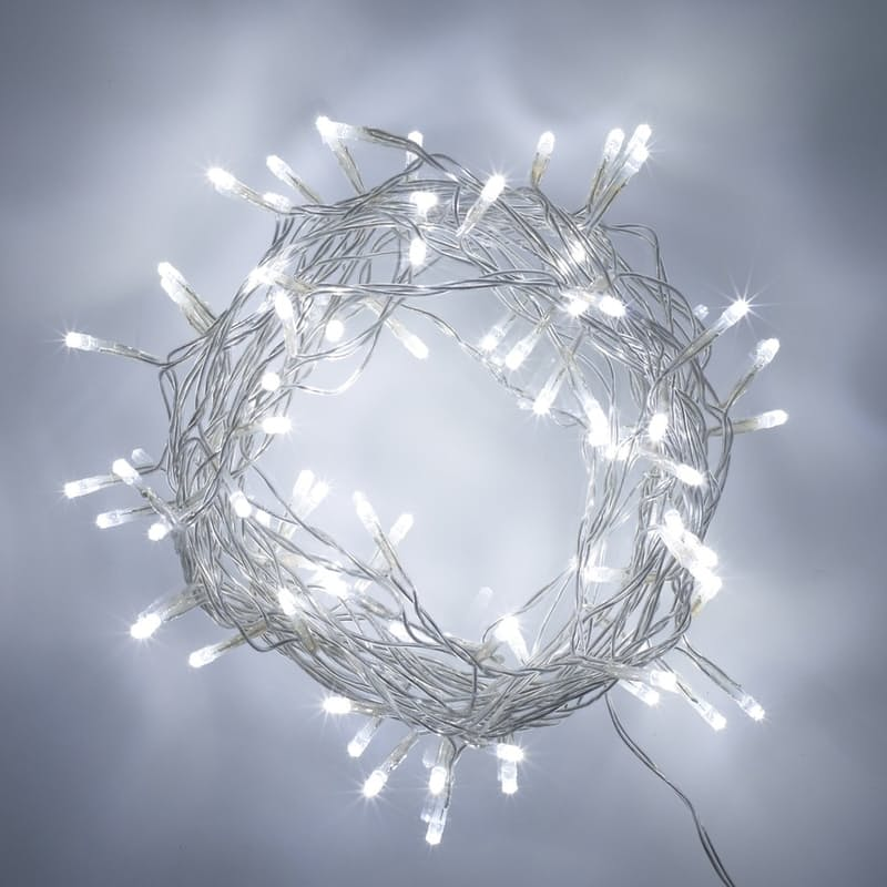 Pack of 2, 10m Interconnectable Water Resistant String Fairy Lights