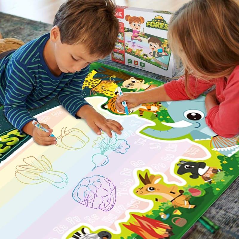 Children's Magic Water Drawing Mat
