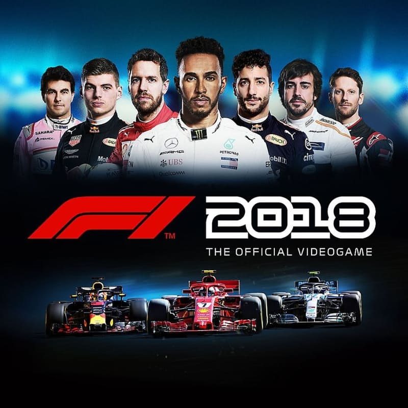 Formula 1 2018 on PS4/XBox One