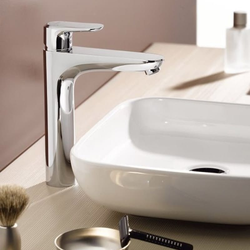 Ecos XL Basin Mixer with Coolstart