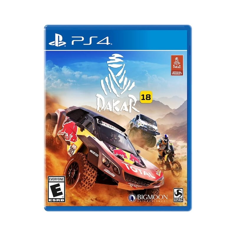 Dakar 2018 on PS4/XBox One