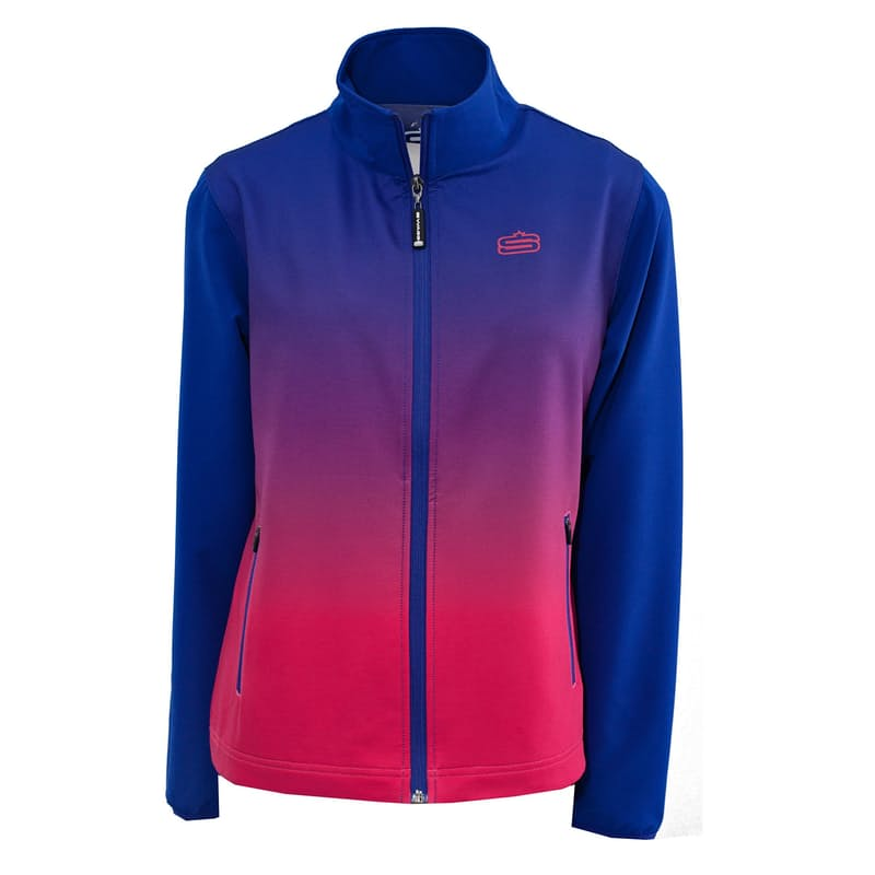 Ladies Active Ombre Jacket (Multiple Colours Available)