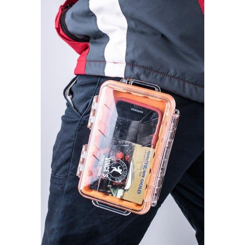 Set of 5 Waterproof Micro Storage Cases