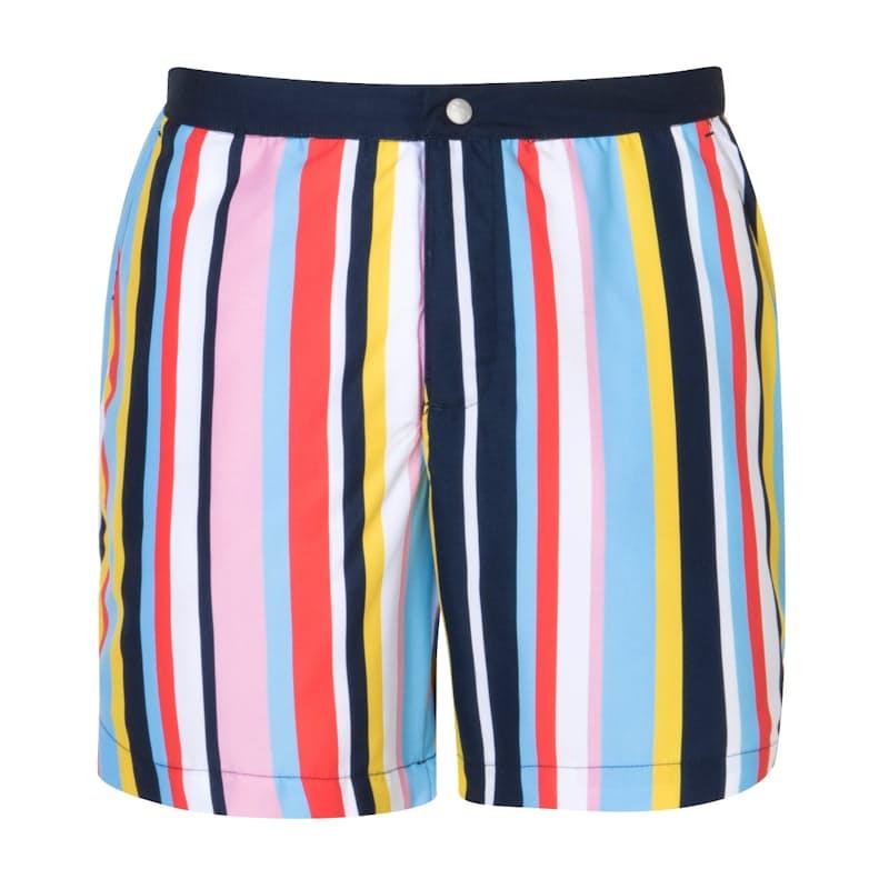 Men's Patterned Tailored Swim Shorts SS2020