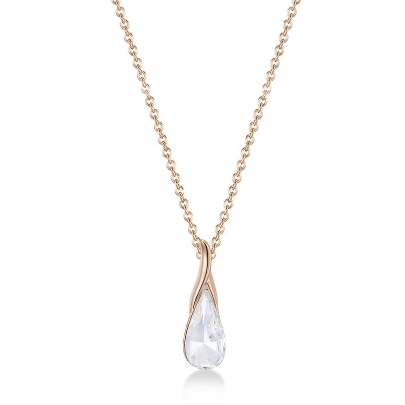 Ximena Necklace with Swarovski Crystals