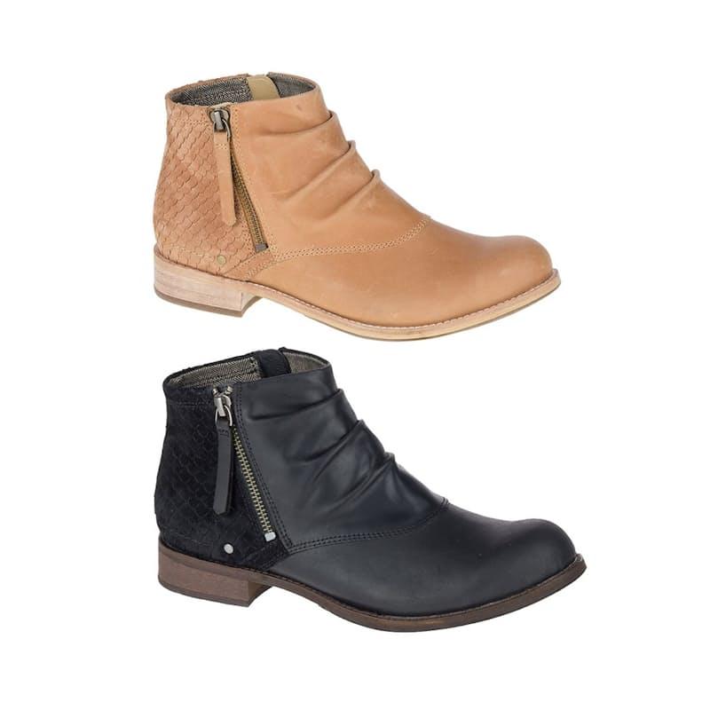 Ladies Irenea Casual Ankle Boots