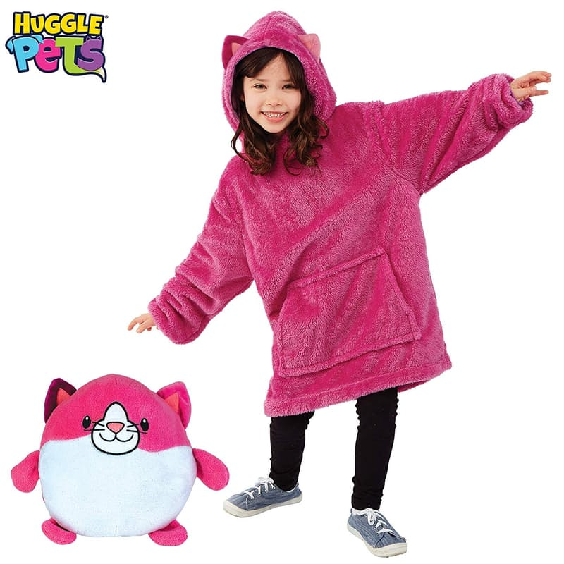 2-in-1 Toy Pet and Hoodie