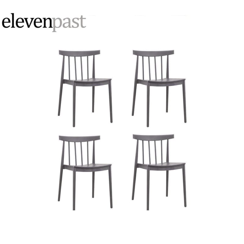 Set of 4 Tokyo Cafe Chairs