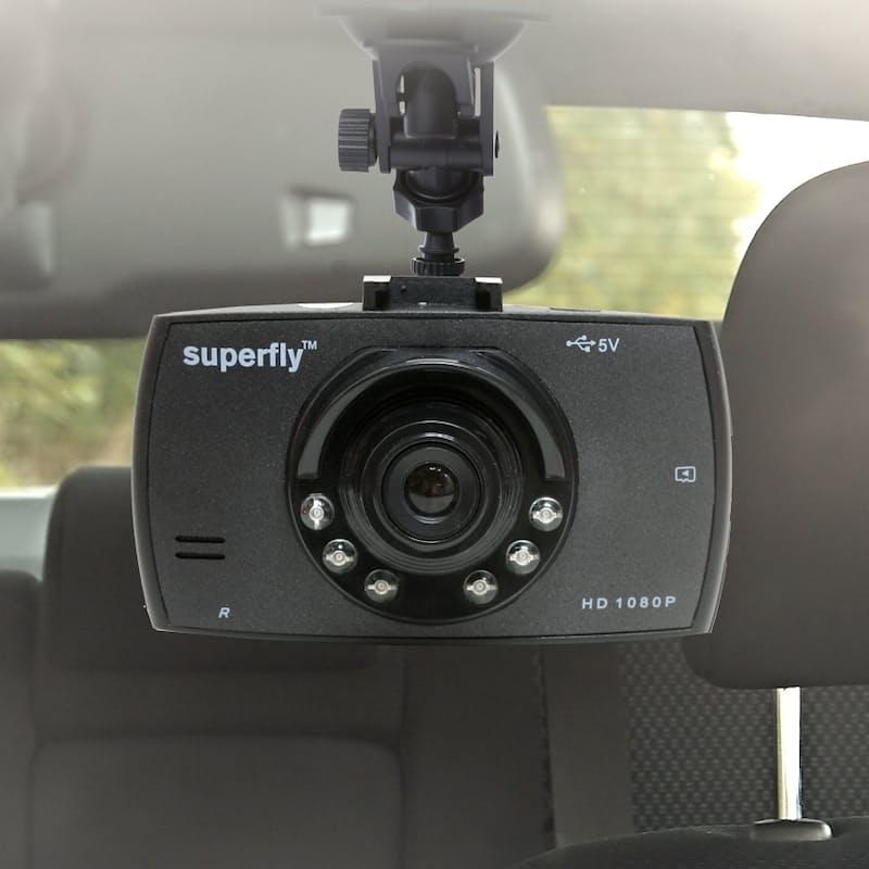 1080P HD Advanced Portable Dash Cam