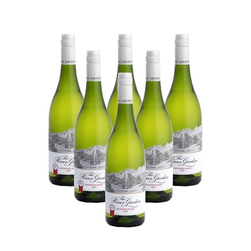 Case of The River Garden Sauvignon Blanc 2019 (6 bottles, R66.50 per bottle)