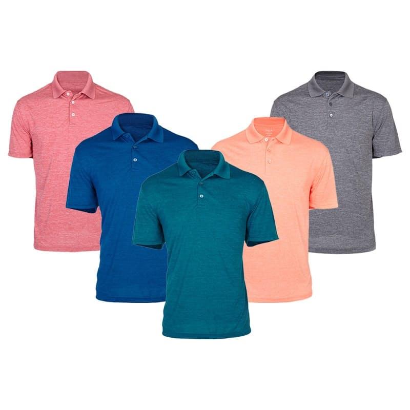 Men's VaporMax Polo Shirts (More Colours Available)