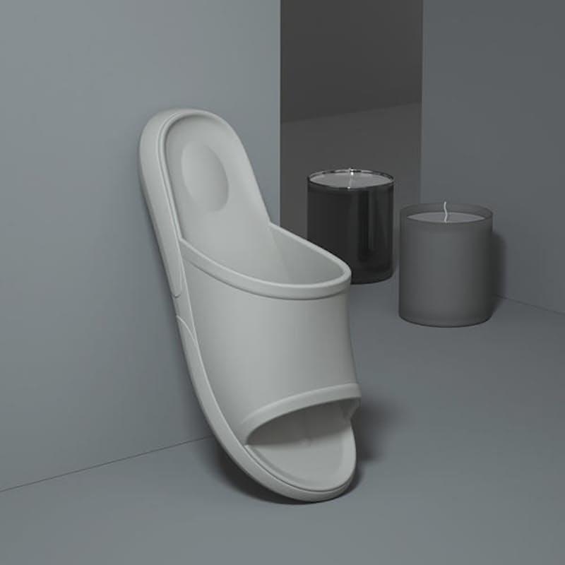 Modern Scandinavian Style Ladies & Men's Non-Slip Comfort Slip on Sandal