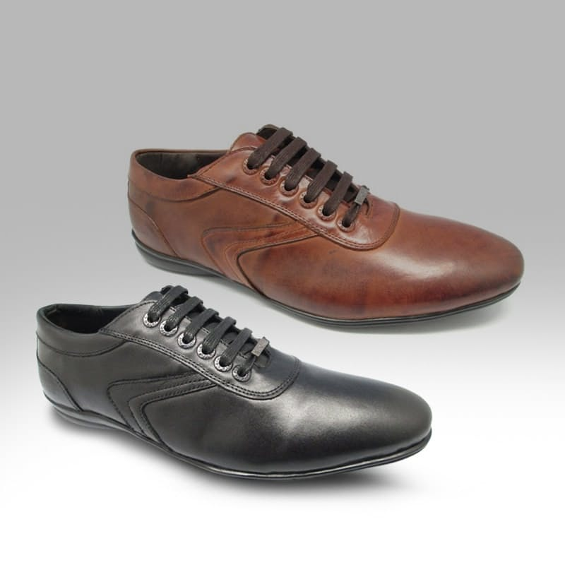 Men's Lace-up Leather Shoe (More Colours Available)