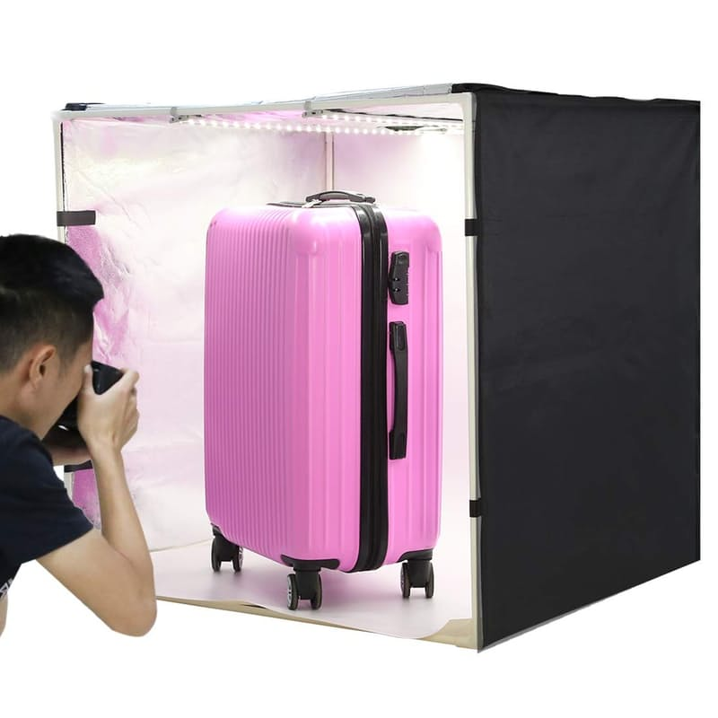 Portable Photo Studio Light Box (80 x 80 x 80cm)