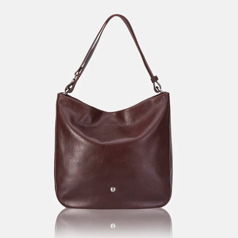 Genuine Leather Madrid Crossbody Bag