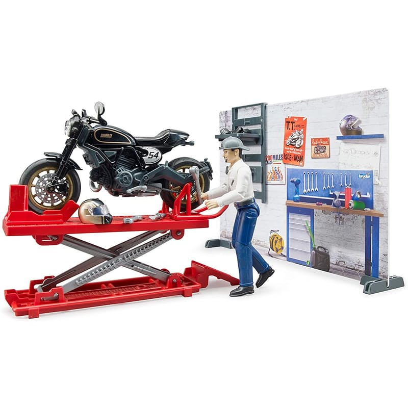 Bworld Motorcycle Service Set