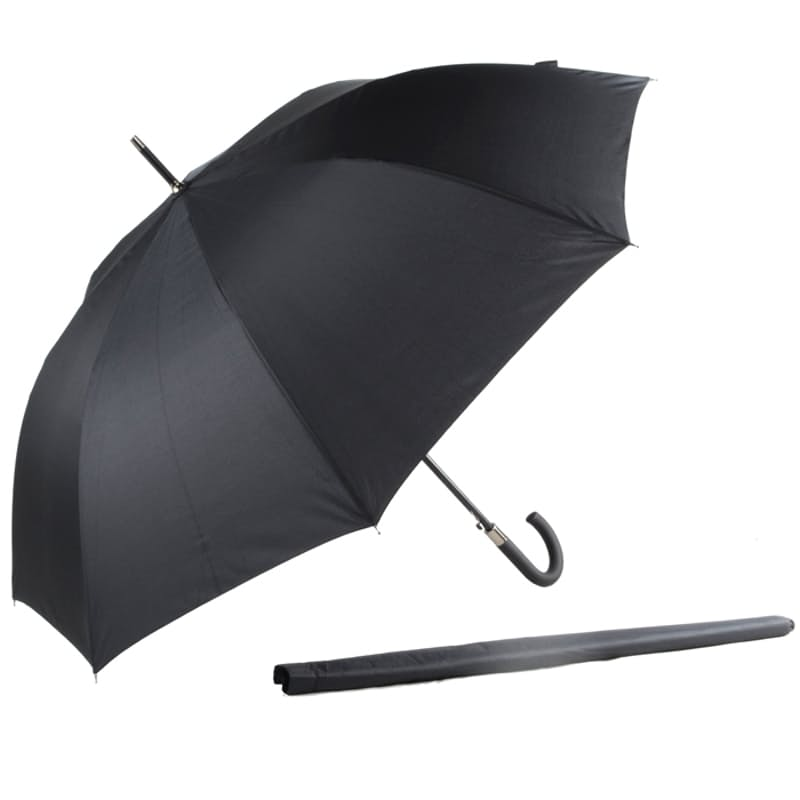 """Manual Open """"Floating Print"""" Hook Umbrella (More Colours Available)"""