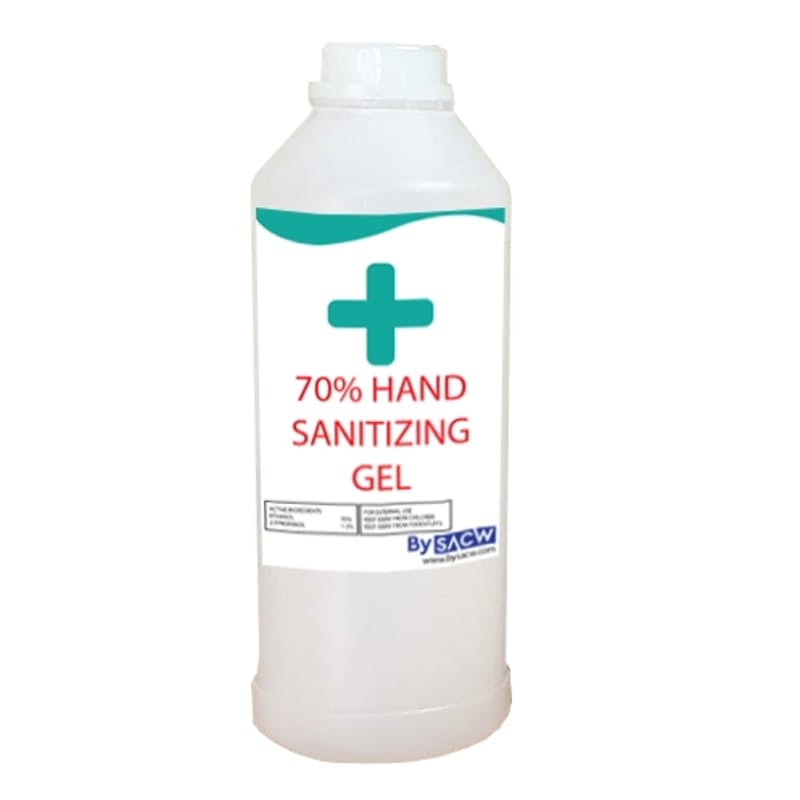 70% Alcohol SABS Approved Terminal Hand Sanitizer Refill (2 Sizes Available)