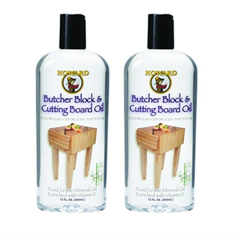 Set of 2 - Butcher Block & Cutting Board Oil