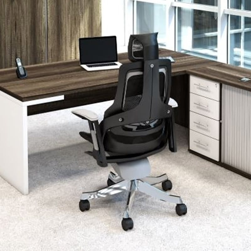 WAU Ergonomic Office Chair (Available in Two Colours)