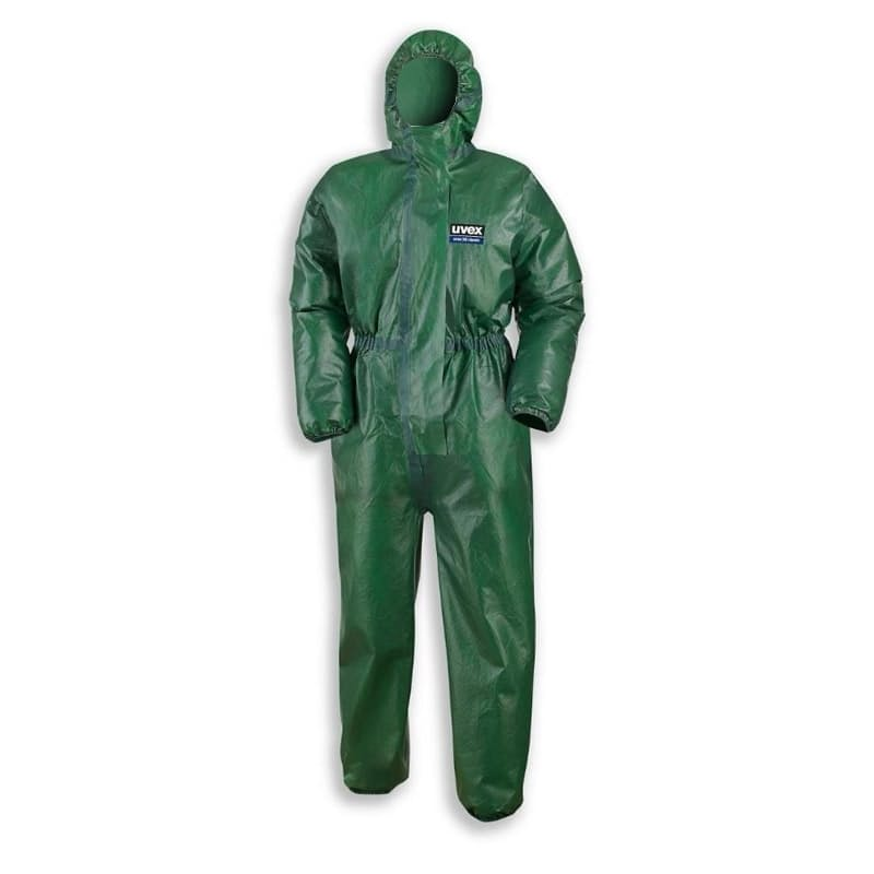 Disposable Laminated Non-Woven Fabric Coverall for Ultimate Protection (3B)