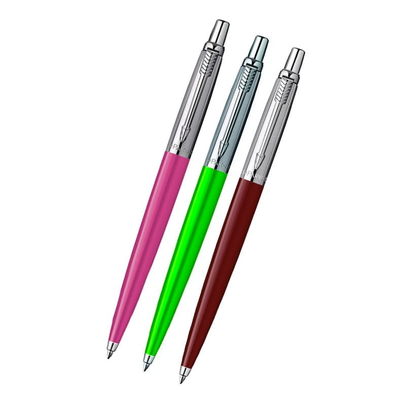 Limited Edition Jotter Ball Point Pens with Blue Ink