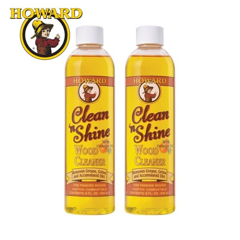 Clean 'n Shine Wood Cleaner and Degreaser (237ml x 2)