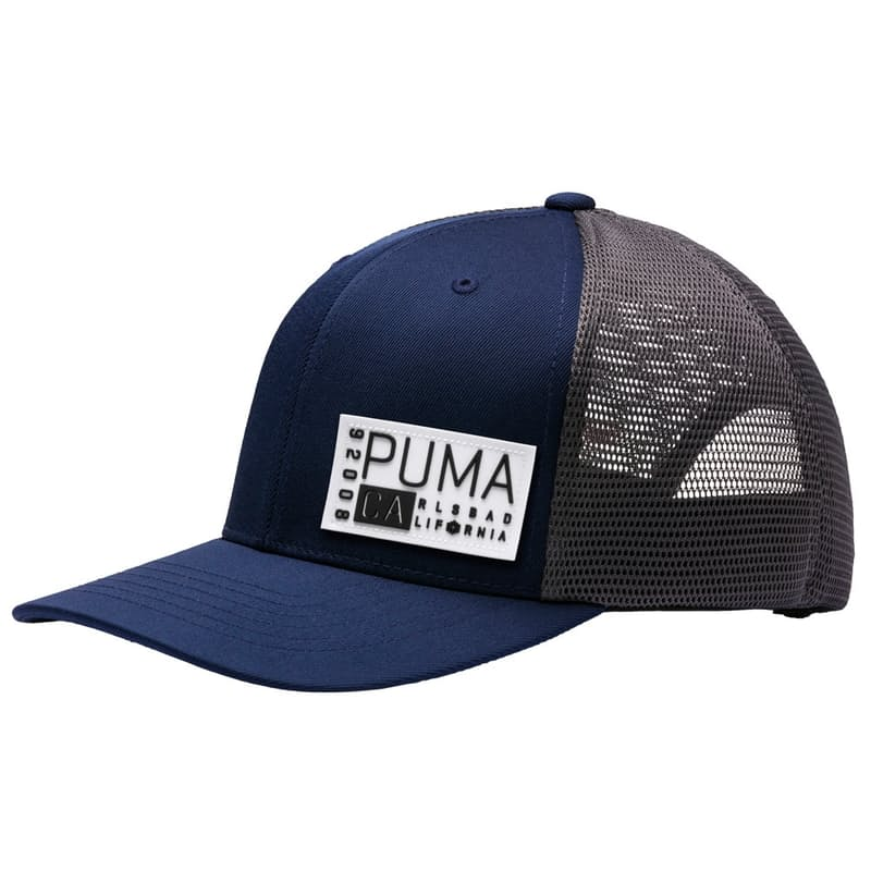 CA Trucker Snapback Golf Cap