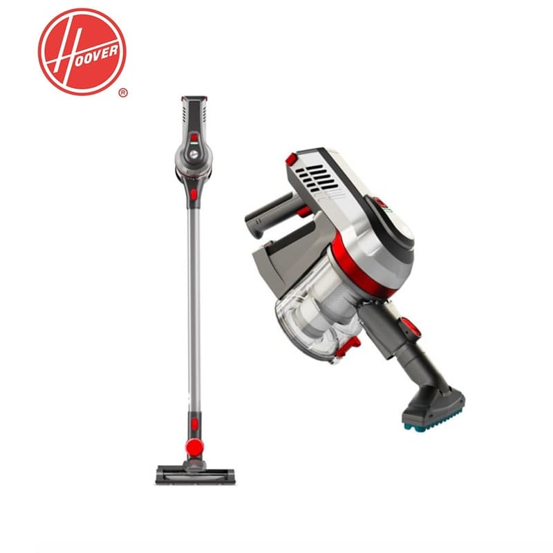2-in-1 Cruise Wireless Total Home Pole Vacuum Cleaner