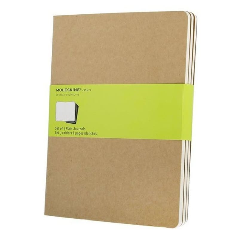 Set of 3 Cahiers Journals (Multiple Options Available)