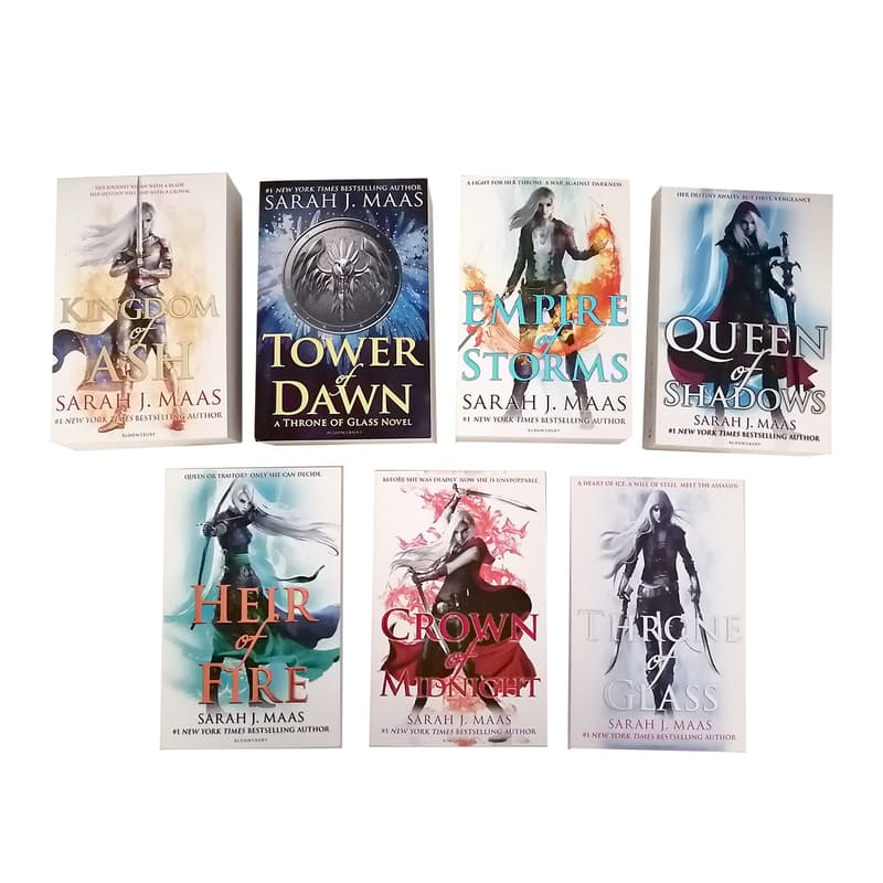 Throne of Glass Collection (7 Books)