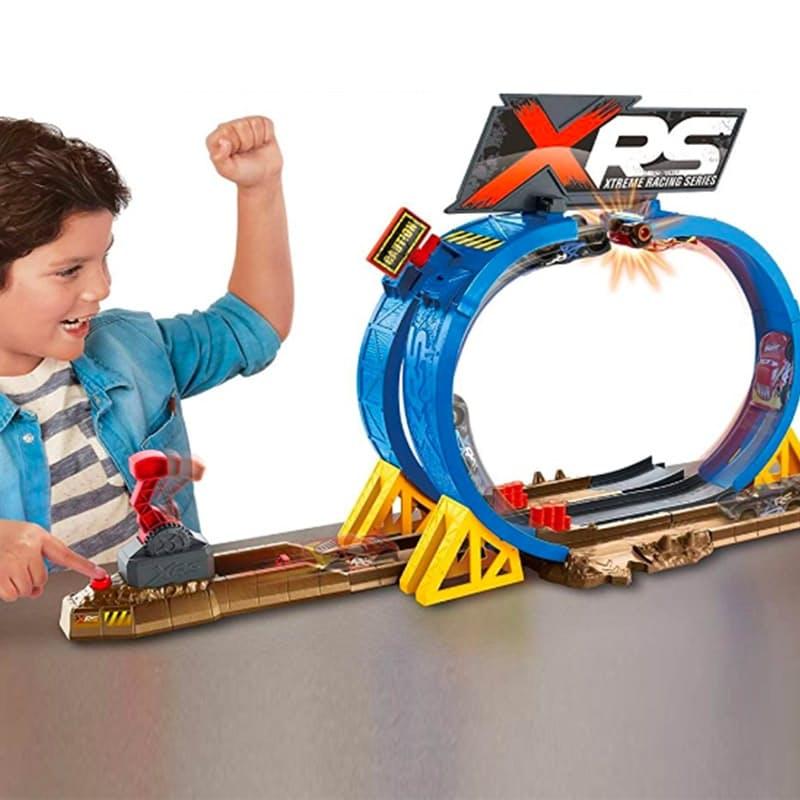 XRS Smash & Crash Challenge