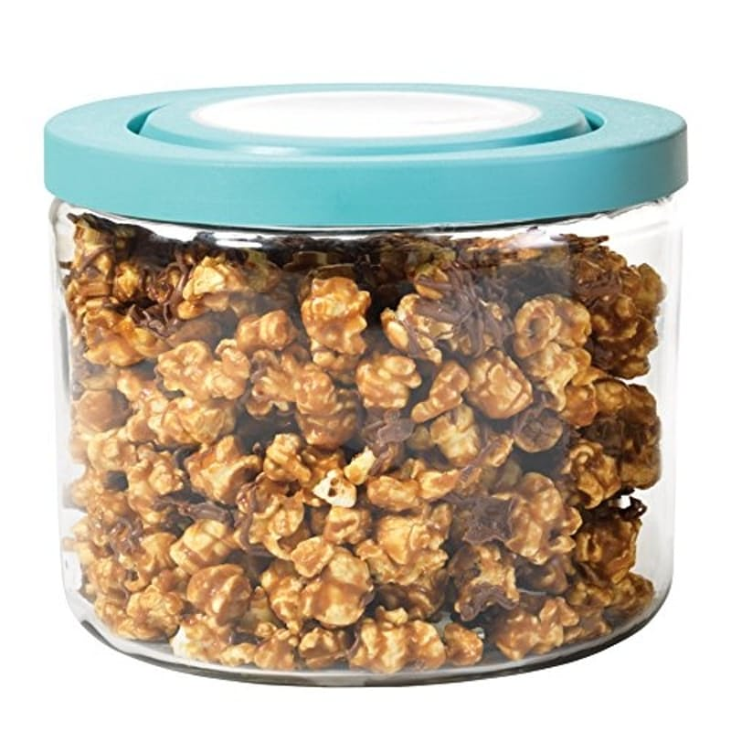 Glass Storage Container with True Seal Lid (2.8 Liter)