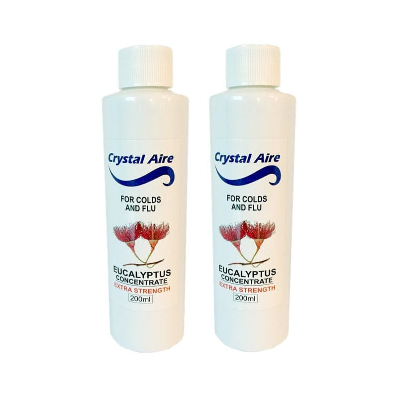 Pack of 2, 30ml or 200ml Concentrates (Soothes Allergies)