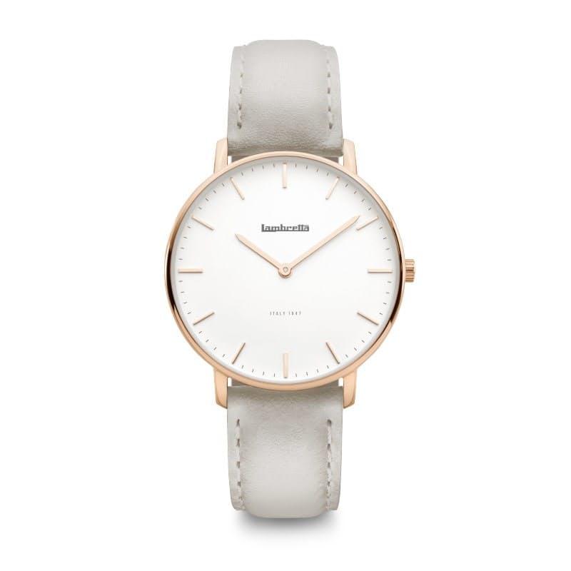 Ladies Milan Leather Watch