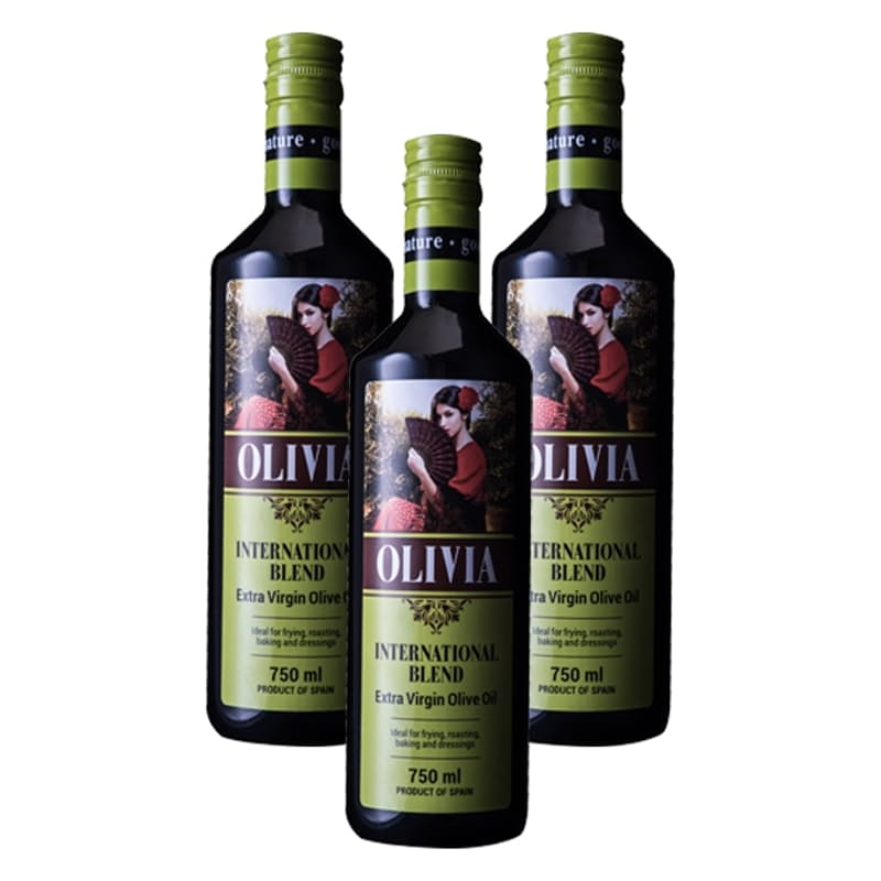 750ml Olivia International Blend Extra Virgin Olive Oil