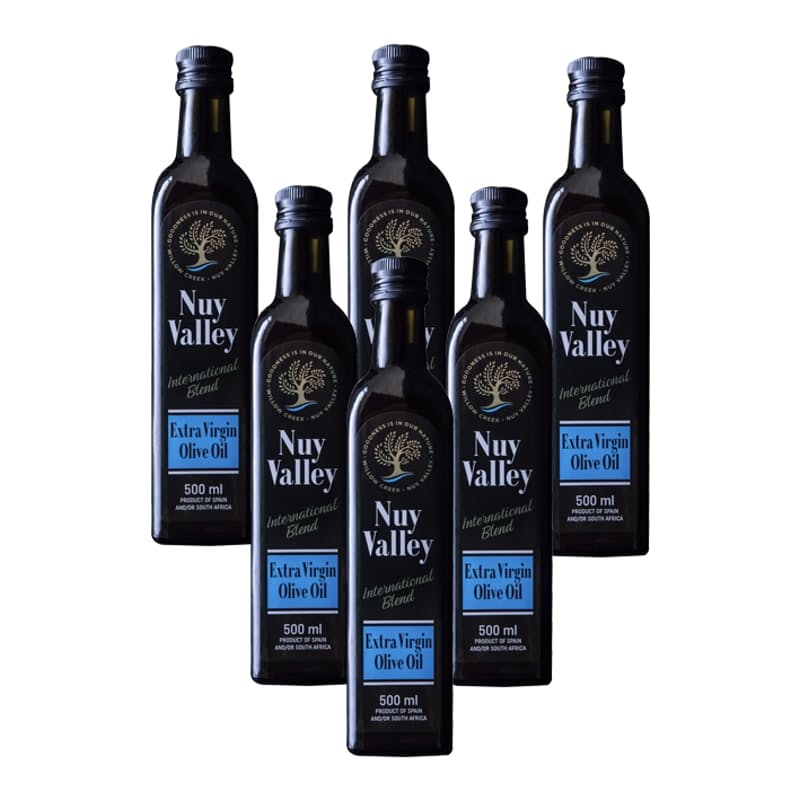 500ml Nuy Valley International Blend Extra Virgin Olive Oil