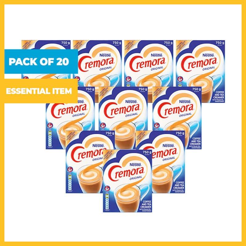 Pack of 20, 750g Cremora Original