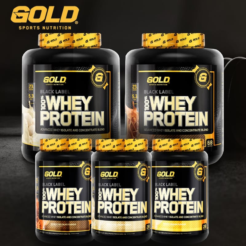 100% Whey Protein (28 or 68 Servings)