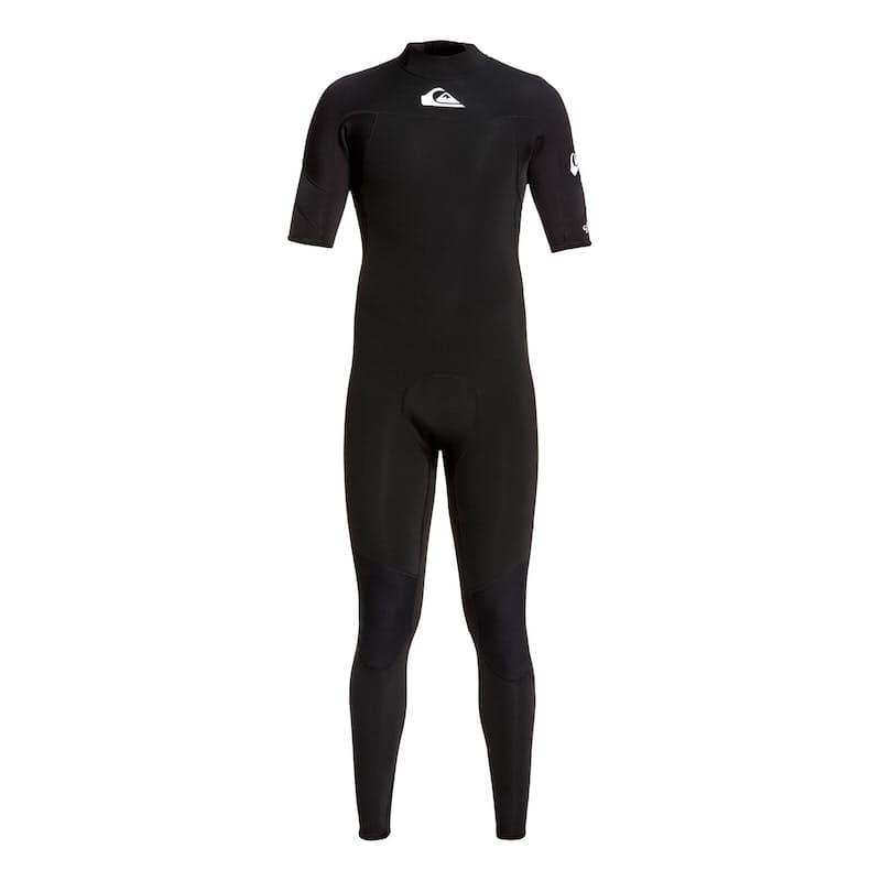 Men's 2.2mm Syncro Series Short Sleeve Back Zip FLT Wetsuit