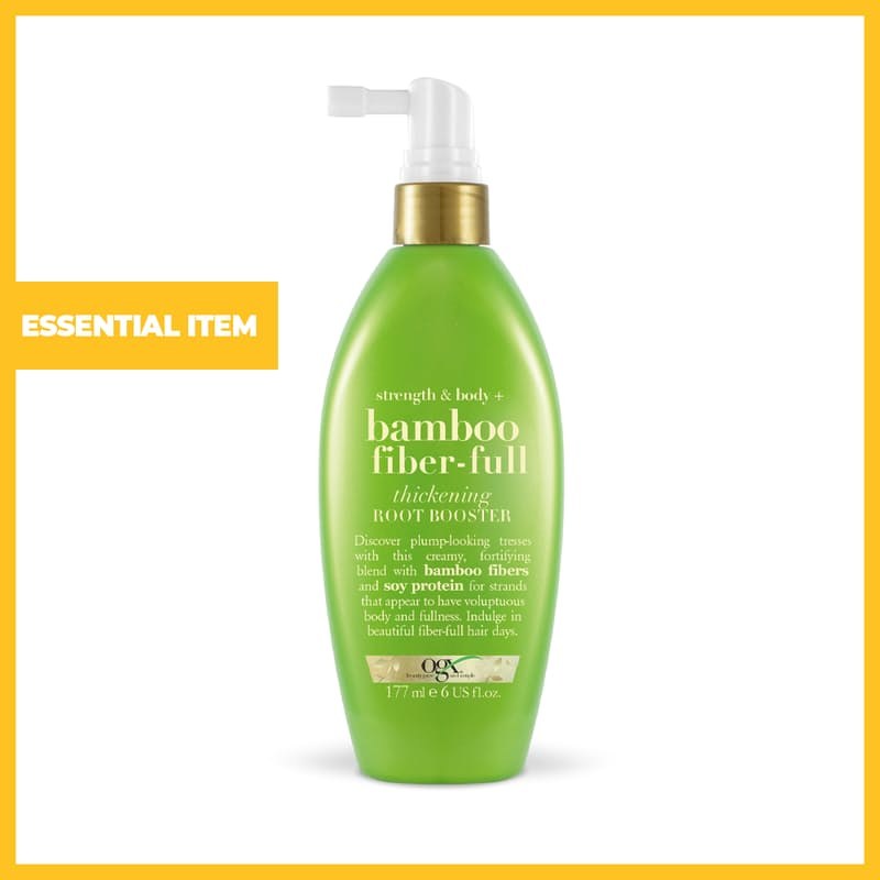 177ml Bamboo Fiber-Full Thickening Root Booster Cream