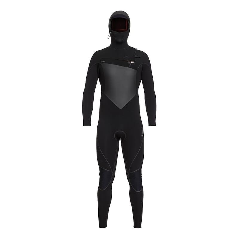 Men's 5/4/3mm Highline Plus Hooded Chest Zip Wetsuit