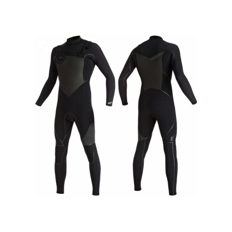 Men's 4.3mm Syncro Plus Chest Zip Full Wetsuit