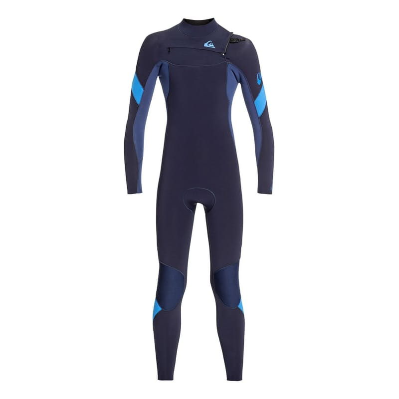Boy's 3.2mm Syncro Chest Zip GBS Wetsuit